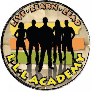 Live learn lead academy logo