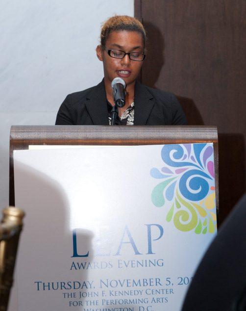 C.A.S.E. 3L Academy Member Awarded Prestigious Life Enrichment Grant