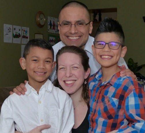 Star of Adoption – The Vasquez Family