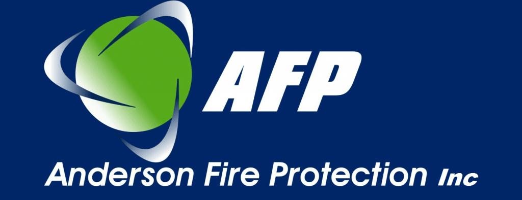 Anderson Fire Protection Logo Gala sponsor 2017