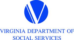 VA Dept of Social Services Logo