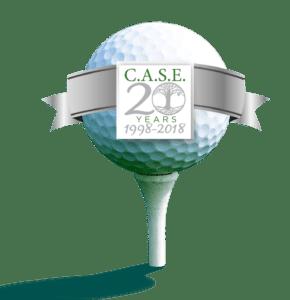20th anniversary golf ball image