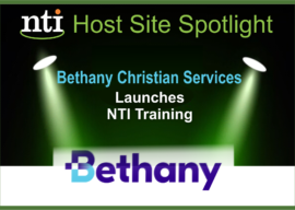 Bethany Christian Services Launches NTI Training