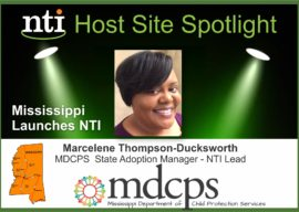 Mississippi's Dept. of Child Protection Services (MDCPS) Launches NTI Training!