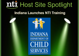 Indiana Dept. of Child Services (IDCS) is Making Indiana Adoption Competent and NTI Training a Priority!