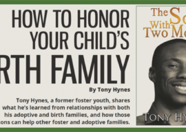 How to Honor Your Child's Birth Family