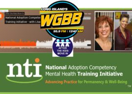 """WGBB Radio Broadcast of Interview with NTI on the AFFCNY's Show """"After the Kids Move In"""""""