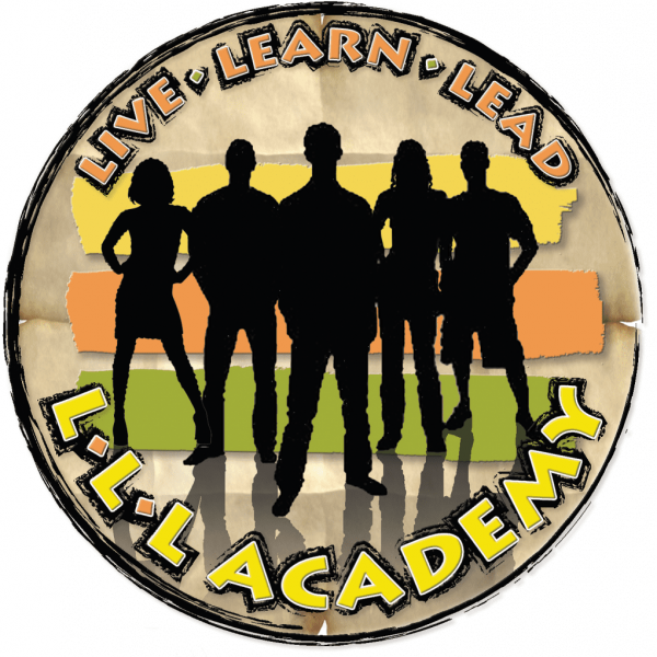 Live learn lead academy logo