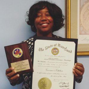 Adrienne Jubilee Professional of the Year Award