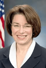 Senator Amy Klobuchar, Star of Adoption