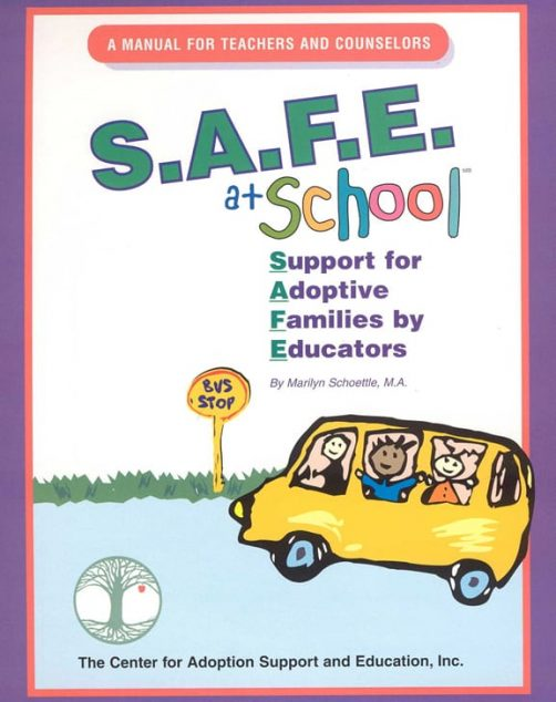 S.A.F.E. at School – A Manual for Teachers, Educators and School Counselors