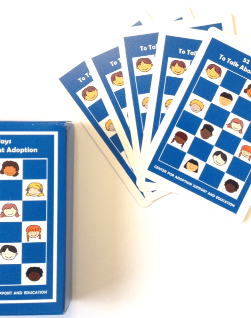 52 Ways to Talk About Adoption Card Game
