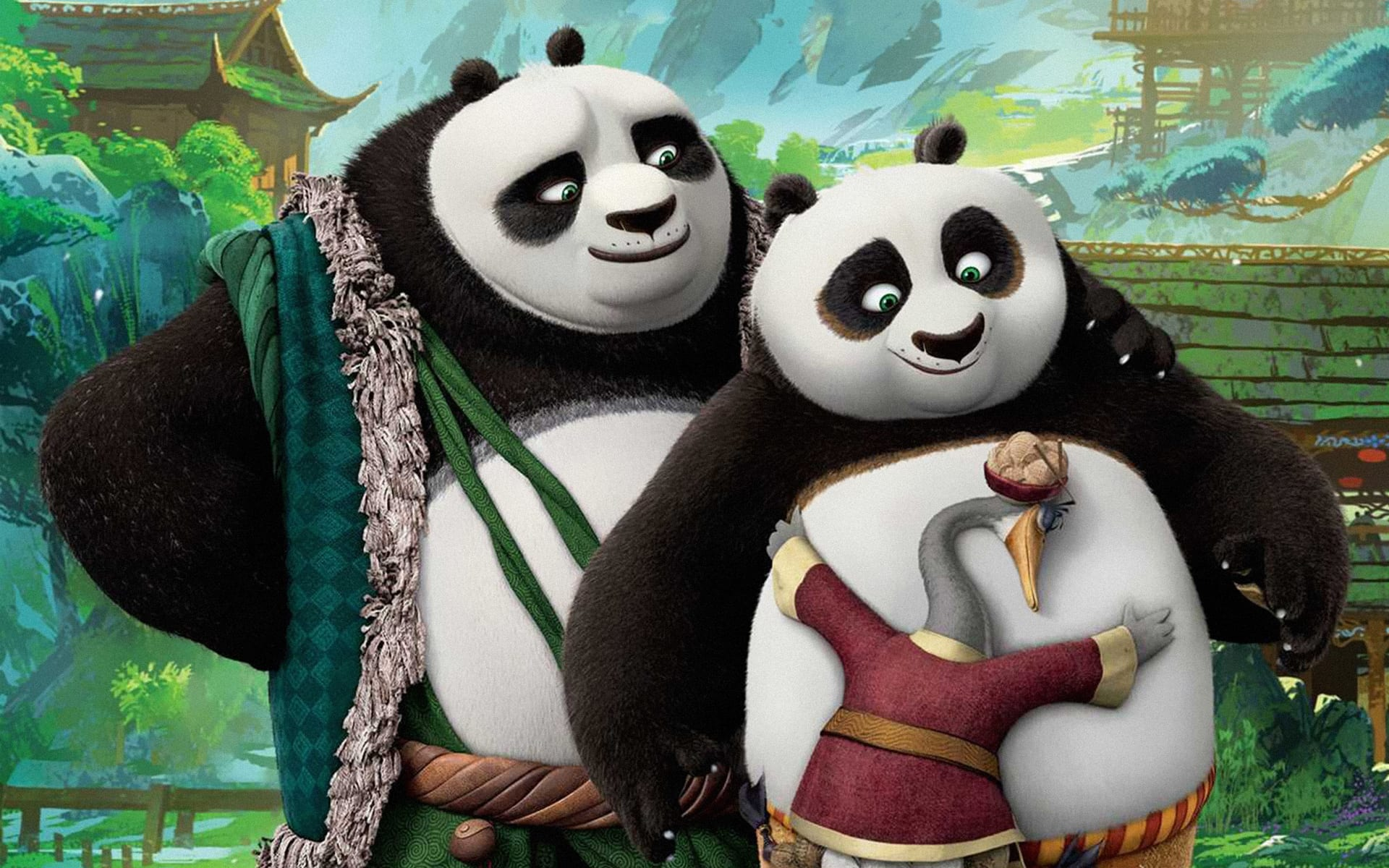 kung fu panda 3 movie review - c.a.s.e. - nurture, inspire, empower