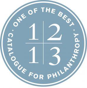 Catalogue for Philanthropy 2012-13