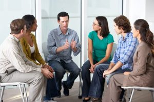 parent support group image