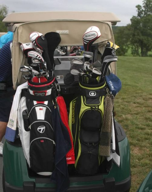 C.A.S.E.'s 15th Annual Golf Tournament Benefit