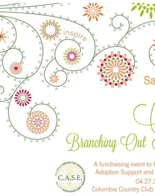 You're invited! C.A.S.E. Annual Branching Out Gala 2017