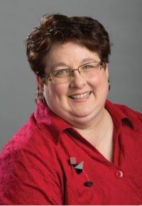 Mary Heller, Program Administrator