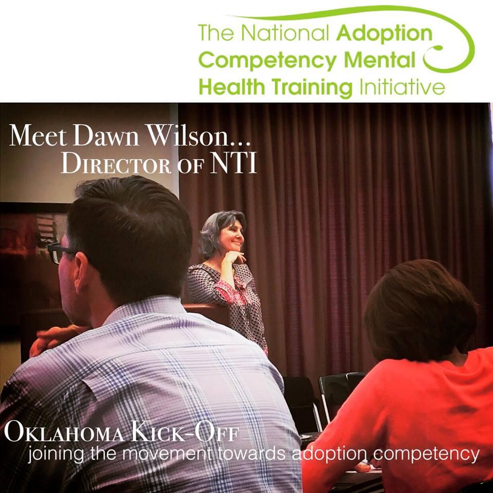 Dawn Wilson Oklahoma NTI Kickoff