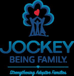 Jockey logo with tagline