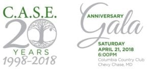 20th Anniversary Logo And Gala 6pm Logo