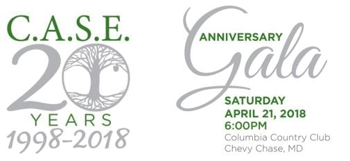 20th Anniversary Logo And Gala 6pm Logo