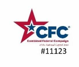 Combined Federal Campaign Logo C.A.S.E. #11123