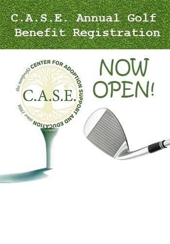 C.A.S.E. Annual Benefit Golf Registration Now Open