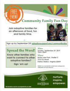 Community Family Fun Day Screenshot
