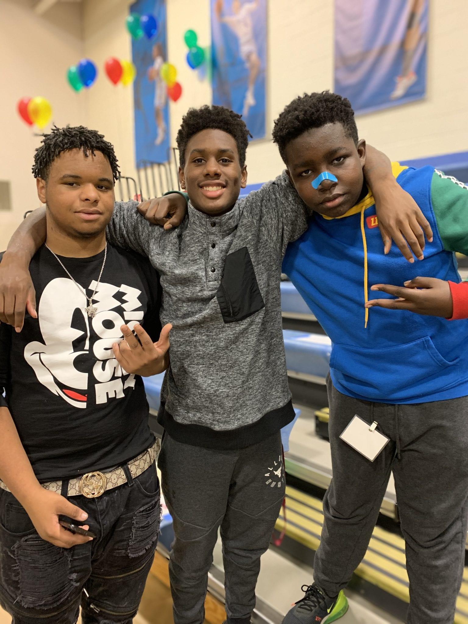 teen boys KAN