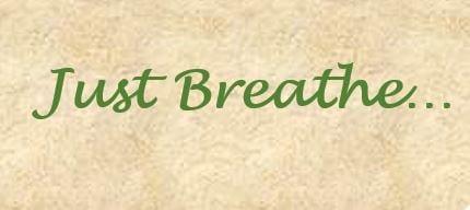 Just Breathe Graphic