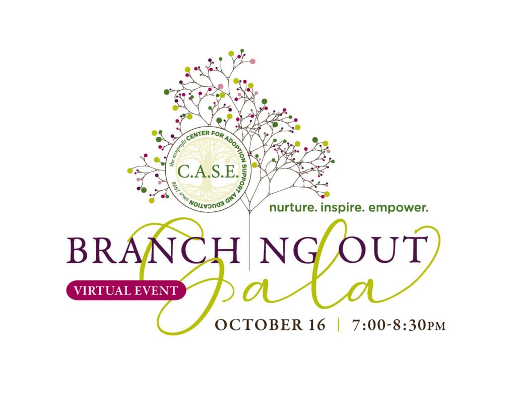 Branching Out Logo Date Compact FALL