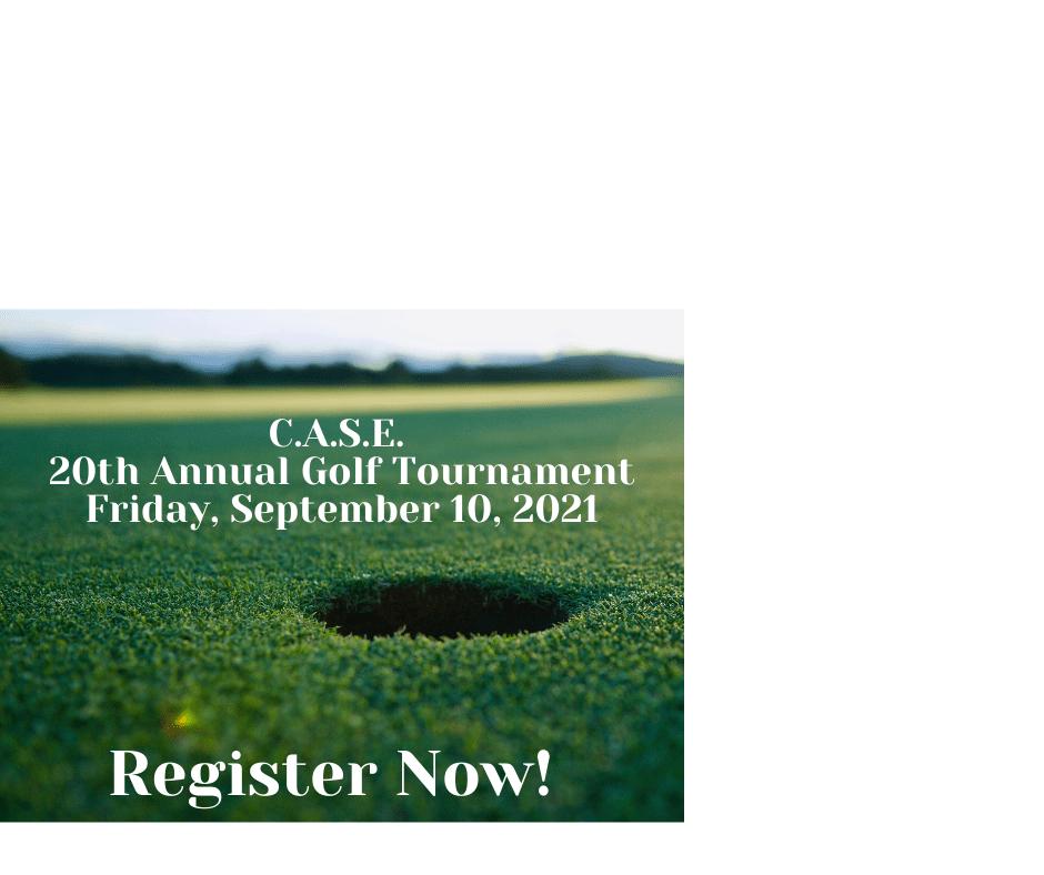 Register Now Golf 2021