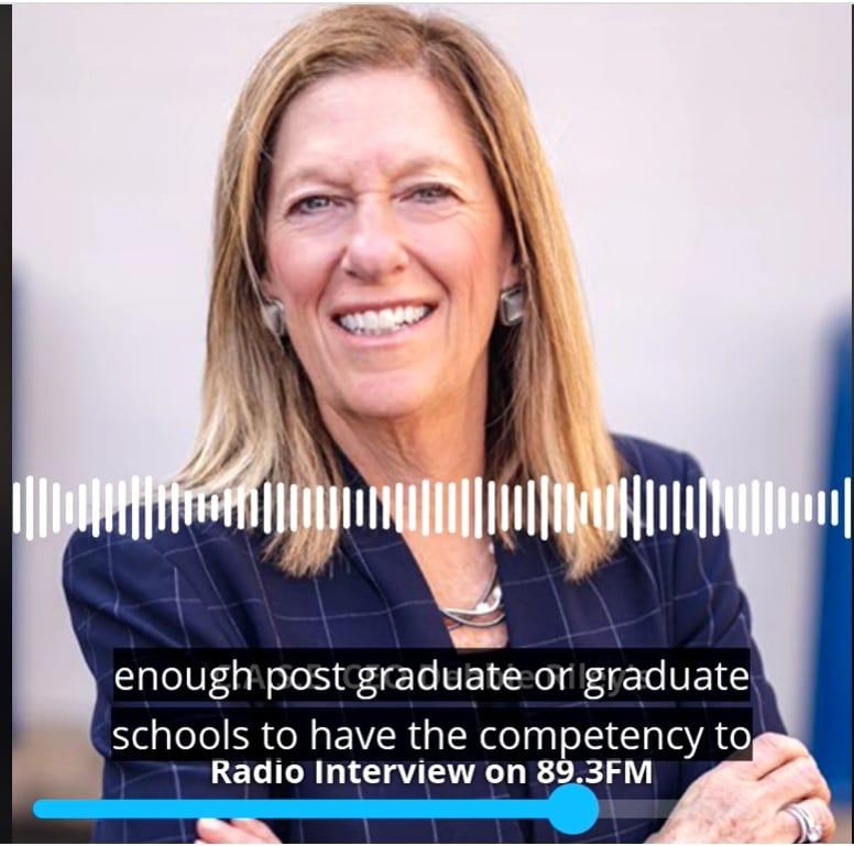 Debbie Radio Interview Image