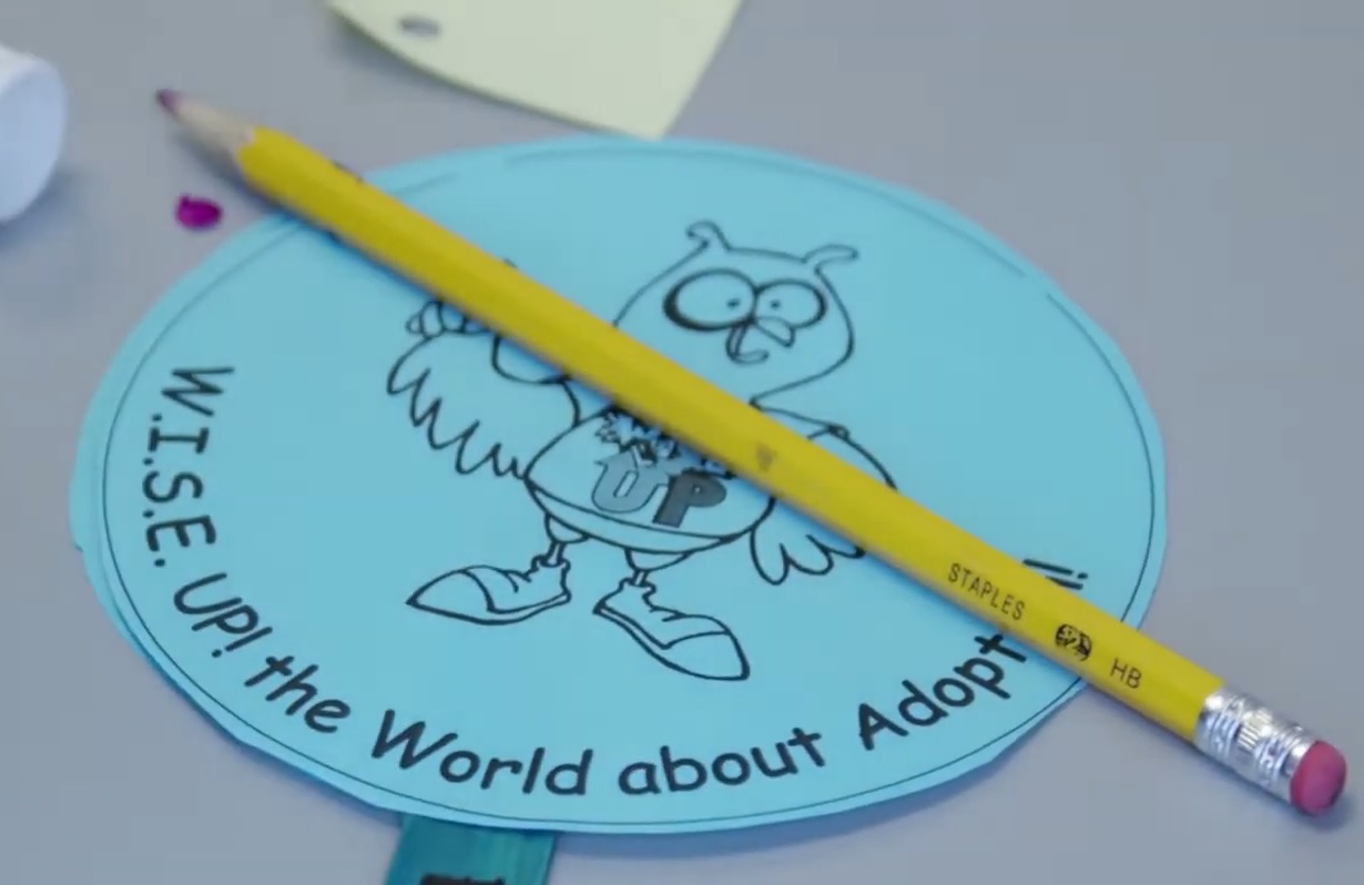 WISE Up Paddle And Pencil