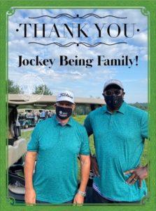 Mike Battle Jockey Golf Shirt 2020